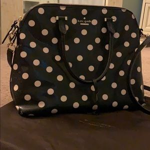 Kate Spade Polka Dot Margot Bag